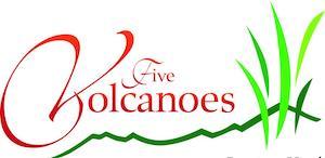 5 volcanoes