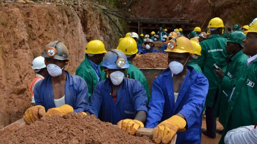 Mining - Visit Rwanda